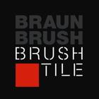 Brush Tile - Braun Brush Company